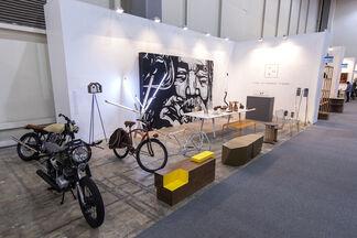Casa Gutiérrez Nájera at Zona MACO 2014, installation view