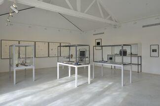 Joseph Beuys: Iphigenie at Galerie Thaddaeus Ropac, Paris, installation view