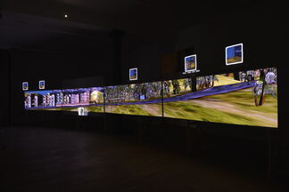 EDDO STERN - Vietnam Romance, installation view