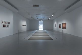 Names Printed in Black, installation view