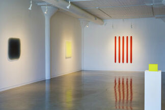 Peter Alexander: The Color of Light, installation view