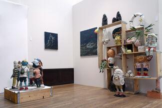 Galleri Thomassen at MARKET Art Fair 2015, installation view