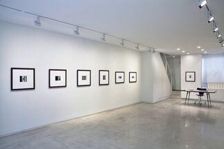Robert Longo : Picasso Redacted, installation view