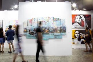 Retrospect Galleries at Art Miami 2020, installation view