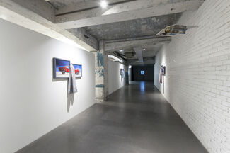 Something There and Never There, installation view