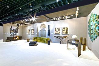Todd Merrill Studio at Palm Beach Jewelry, Art & Antique Show 2017, installation view