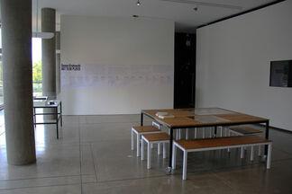 Damon Krukowski: NOT TO BE PLAYED, installation view