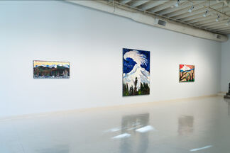 Lucinda Parker: Knowledge Is Not Our Enemy, installation view