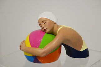 Carole Feuerman: The Bathers, installation view