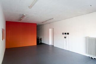 Proto5533: the ways we stand by, installation view