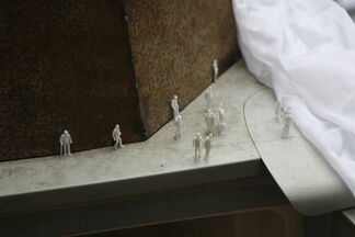 Xu Bacheng: A Thousand Years, installation view
