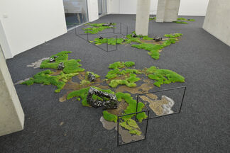 Rochelle Goldberg: The Cannibal Actif, installation view