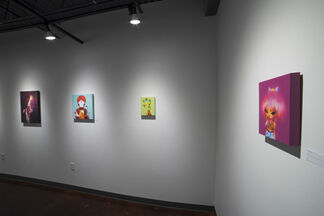 Fly Okay Presents Phree Town, installation view