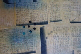 Life, Memory and Diary by Tomomi Ohashi, installation view