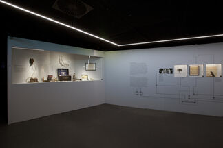Persona: Strangely Human, installation view