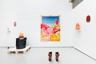 Galerie pompom at Spring1883 2021, installation view