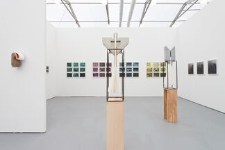 Lora Reynolds Gallery at UNTITLED, Miami Beach 2016, installation view