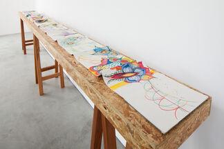Renata Egreja   Idílio, installation view
