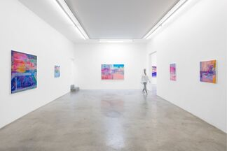Zoe Walsh: I came to watch the morning rise, installation view