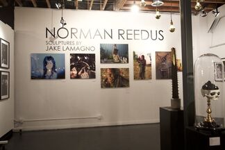 Norman Reedus: A Fine Art Photography Exhibition, installation view