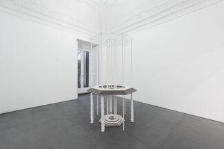 """MICHELE GUIDO, DOMENICO ANTONIO MANCINI, LUCA MONTERASTELLI """"Senza Titolo"""", installation view"""