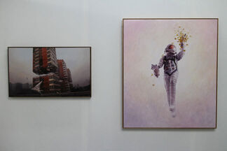 A Conversation With Friends, installation view