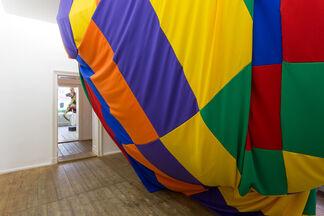 O.K. by Christopher Kline, installation view