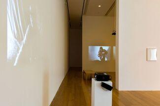David Lamelas. Con vida propia, installation view