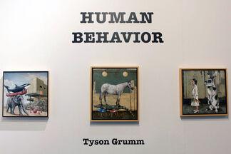 Human Behavior, installation view