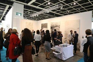 Leo Gallery at Art Basel in Hong Kong 2015, installation view