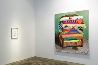 New Acquaintances: Works by Chen Baoyang, Fu Xiaotong, GAMA and Wang Fengge, installation view