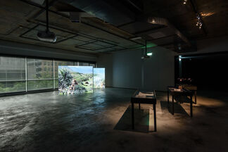 Wu Chi-Yu: 91 Square Meters of Time, installation view