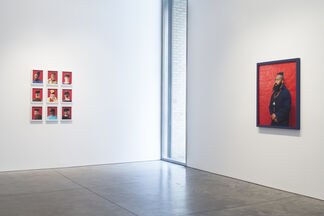 The Only Way is Up, installation view