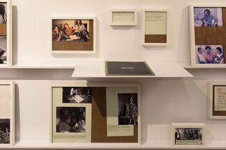 15 Invitations for 15 Years, installation view