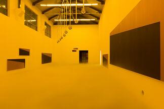 Charivari - John Armleder, installation view