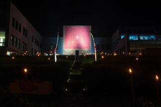 Devil's Heaven, installation view