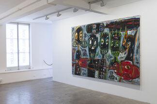 Aboudia, Sossoroh Urbain, installation view