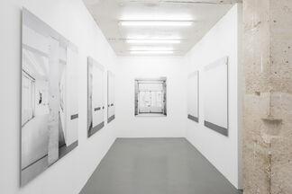 William Anastasi, 'Continuum', installation view