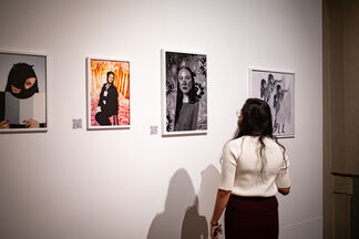 SEAGER at Photo London 2021, installation view