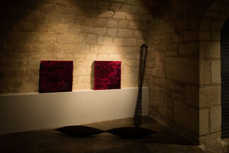 Textures | Winter Group Show, installation view