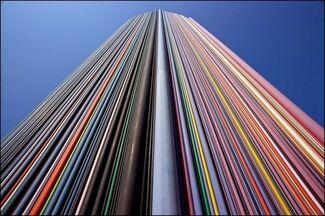 Raymond Moretti, installation view