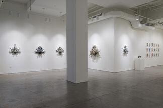 Kris Kuksi: Amalgamation, installation view