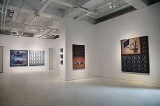 The Nutshell Studies of Unexplained Exist - LIN Shih Yung Solo Exhibition, installation view