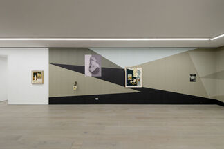 """JENS FÄNGE, """"ALCOVE"""", installation view"""