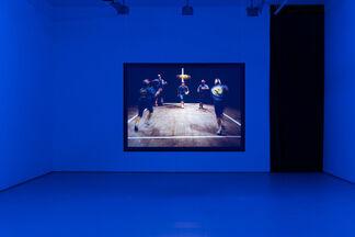 Ericka Beckman / Julia Wachtel : Work from the 1980s, installation view