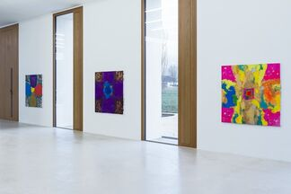 Judy Ledgerwood »Lose Loos«, installation view