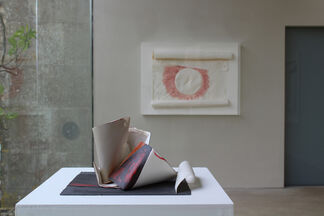 Anthony Caro: Paper Like Steel, installation view