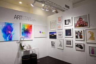 Affordable Art Fair, installation view