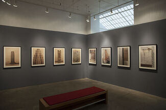 Marc Yankus: The Space Between, installation view