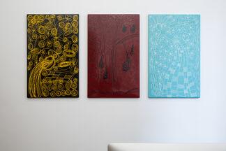 Barthélémy Toguo - HEIMATLOS, installation view